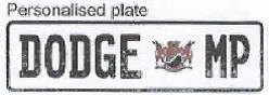 Personalized number plates mpumalanga