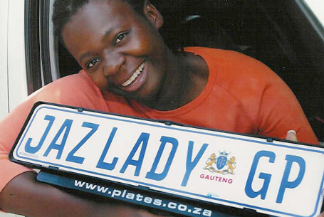 personalised number plates